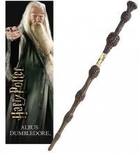 Albus Dumbledore PVC Wand with 3D Lenticular Bookmark