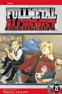 Fullmetal Alchemist Vol 22