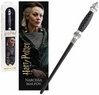 Narcissa Malfoy PVC Wand with 3D Lenticular Bookmark