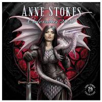 Anne Stokes 2020 Calendar