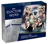 Doctor Who Day-to-Day 2020 Calendar