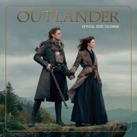 Outlander 2020 Wall Calendar