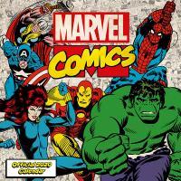 Marvel Retro Classic 2020 Wall Calendar