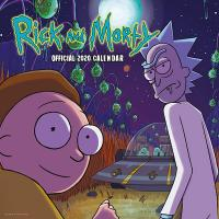 Rick and Morty 2020 Wall Calendar