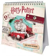 Harry Potter 2020 Desk Easel Calendar with Postcards
