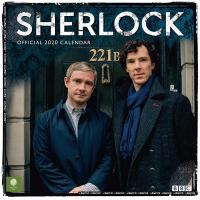 Sherlock Official 2020 Calendar