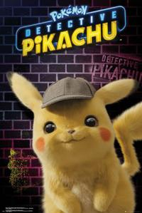 Pokemon Detective Pikachu Poster (#24)