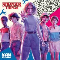 Stranger Things 2020 Calendar