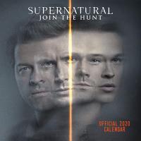 Supernatural 2020 Wall Calendar