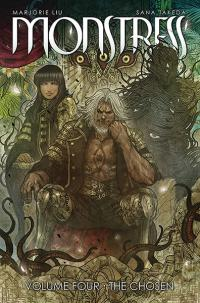 Monstress Vol 4