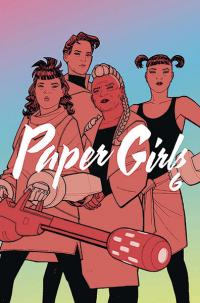 Paper Girls Vol 6