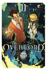 Overlord Vol 11
