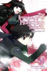Irregular at Magic High School Light Novel 13