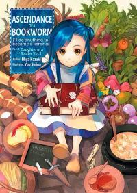 Ascendance of a Bookworm Light Novel Part 1
