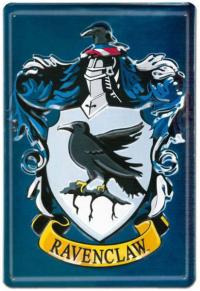 Harry Potter Tin Sign Ravenclaw Classic
