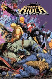 Cosmic Ghost Rider Destroys Marvel History