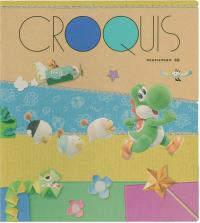 Yoshi's Crafted World Croquis Book