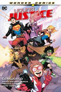 Young Justice Vol 1: Gemworld