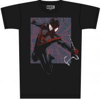 Spider-Man Miles Morales Web Print