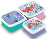The Little Mermaid Kitchen Storage Set Under The Sea
