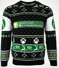 Xbox One Achievement Unlocked Christmas Jumper