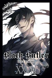 Black Butler Vol 28