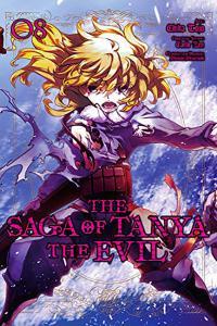 Saga of Tanya Evil Vol 8