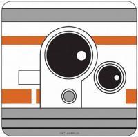BB-8 Coloured Coaster
