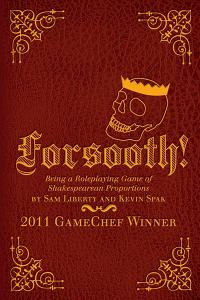 Forsooth!