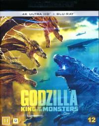 Godzilla II: King of the Monsters (4K Ultra HD`Blu+ray)