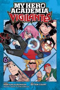 My Hero Academia Vigilantes Vol 6
