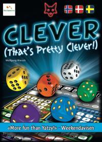 Clever (That's Pretty Clever) (Skandinavisk utgåva)