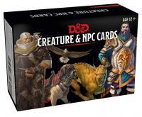 Monster Cards: Creature & NPC Cards