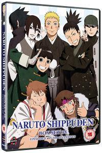Naruto Shippuden Volume 38