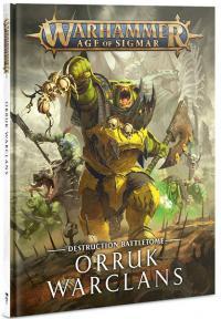 Destruction Battletome: Orruk Warclans