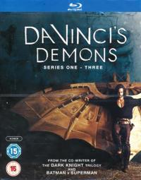 Da Vinci's Demons, Series One-Three