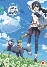 That Time I Got Reincarnated As a Slime, Season 1, Part 1