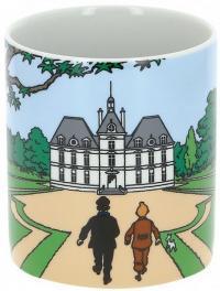 Mugg - Slottet Moulinsart