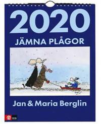 Berglin Almanacka 2020: Jämna plågor