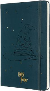 Moleskine Limited Edition Notebook Sorting Hat Green