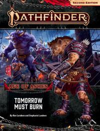 Tomorrow Must Burn