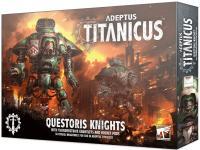 Questoris Knights with Thunderstrike Gauntlets & Rocket Pods