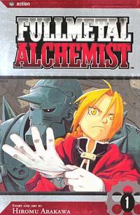 Fullmetal Alchemist Vol 1