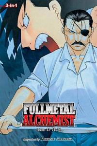 Fullmetal Alchemist 3-in-1 Vol 8