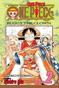 One Piece Vol 2: Buggy the Clown