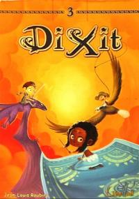 Dixit 3 - Journey (Skandinavisk utgåva)