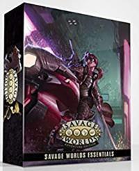 Savage Worlds RPG: Essentials Boxed Set