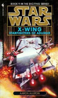 Star Fighters of Adumar