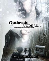 Outbreak Undead 2nd Edition: Gamemaster`s Guide