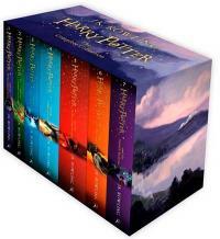 Harry Potter Boxed Set Vol 1-7 Children's Edition